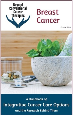 cover of the Breast Cancer handbook